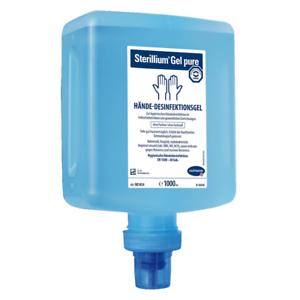 Bode Sterillium® Gel Pure 1000 ml CleanSafe Hand-/ Händedesinfektion Gel 1 Liter