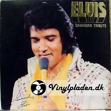 LP, Vinyl/LP: Elvis Presley: A Canadian Tribute, Elvis…