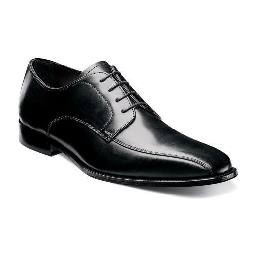 nuovo di marca Florsheim Jacobi Bike Bike Bike Toe Oxford Uomo scarpe nero smooth calf leather 11503-001  consegna gratuita