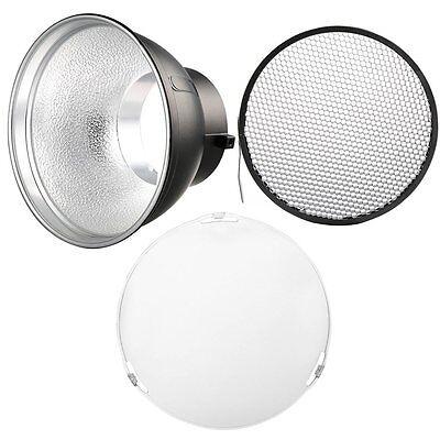 Godox AD-R6 Reflector+Diffuser+Honeycomb for AD600 AD600B AD600BM Flash Strobe