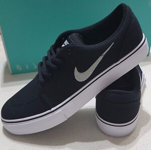 05e3fa4fea NIKE SB SATIRE CANVAS PUMPS SNEAKERS TRAINERS 555380 001 UK 5 EU 38 ...