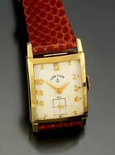 14K Gold Lord Elgin Watch | High Jewel 23-Jewel Movt' with Hack Feature CA1960s