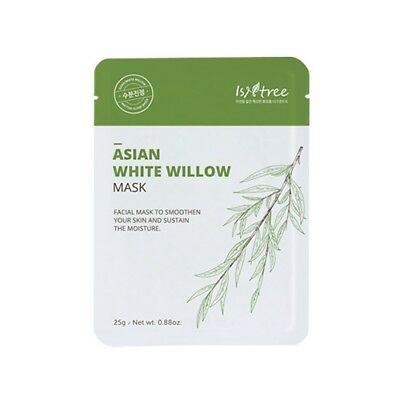 [Isntree] Asian White Willow Mask 25g / Korean Cosmetics