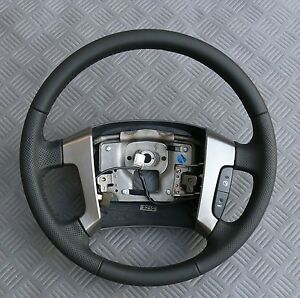 Leather Steering Wheel For Kia Sorento New With Leather Upholstered