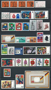 Allemagne-RFA-Annee-1974-Neuf-MNH-Complete