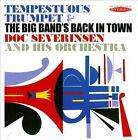 Tempestuous Trumpet/The Big Band's Back in Town by Doc Severinsen/Doc Severinsen & His Orchestra (CD, Nov-2013, Sepia Records)