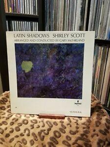 Shirley-Scott-Latin-Shadows-1965-Impulse-records-Mono-Original-pressing