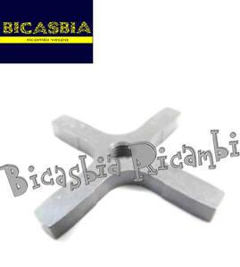 Schmutzfänger Schwarz Hinten Gummi mit Geschriebenes Vespa 50 125 150 1041