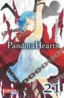 PandoraHearts 21 von Jun Mochizuki (2015, Taschenbuch)
