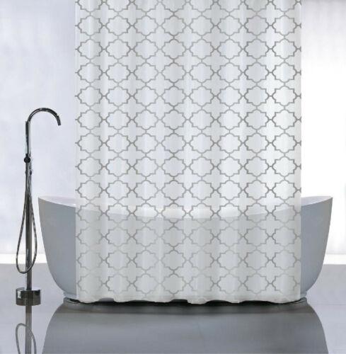 Wasserdicht Duschvorhänge Badewannenvorhang Dusche Vorhang Hotel Dekoration Gold