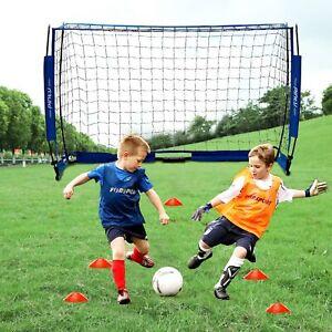 Fußballnetz Fußballtornetz Fußballtor Fußballtore Soccer Handballtornet  **☆