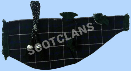 Great Highland Bagpipes Bag Cover Various Tartans