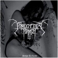 Forgotten Tomb - Songs to Leave CD 2012 reissue melancholic black metal Agonia