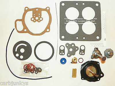 1956  CARB KIT HOLLEY 4000 SERIES 4 BARREL LINCOLN  1094 ETHANOL TOLERANT