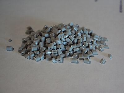 TFPP 25 /% Talc Plastic Pellets Polypropylene Resin Material 10 Lbs Dark Grey PP