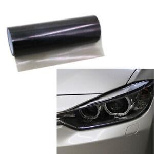 1x-Car-Auto-Smoke-Fog-Light-Headlight-Taillight-Tint-Vinyl-Film-Sheet-Sticker
