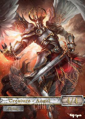 3x Angel #4 Custom Altered Tokens MTG (for Geist of Saint Traft)