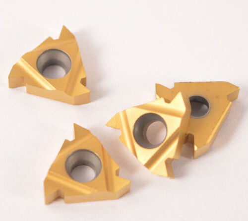 10* 16IR AG60 US735 SEL2525M16  25x150mm Left Hand Lathe Threding Turning Tool