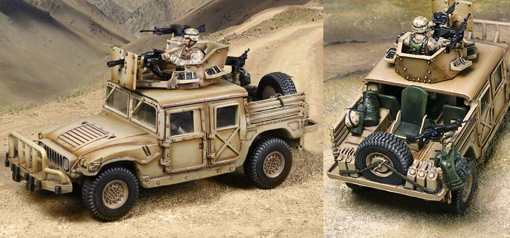 The Collectors Schaufenster Modern Warfare Cs00931 U.S.Marine Humvee Gmv-5 MIB