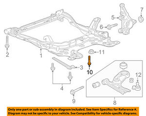 Chevrolet GM Oem Sonic Front Suspensionlower Control Arm Rear Bolt. Is Loading Chevroletgmoemsonicfrontsuspensionlowercontrol. Chevrolet. Chevy Sonic Front Suspension Diagram At Scoala.co