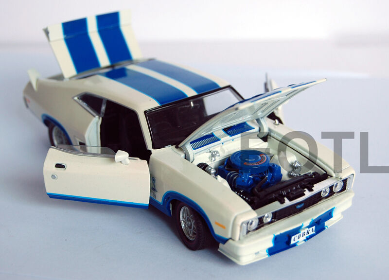 Details about OzLegends Ford Falcon XC Cobra Option 97 with Bonnet Scoop  1:32 Limited Edition