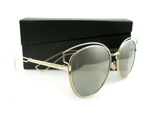 788863b0a0c7 New Dior Sunglasses Sideral 2/S Gold 000UE Authentic 762753707499 | eBay
