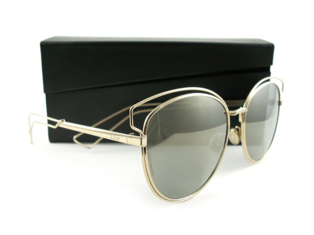 d55fef8edcc6 Christian Dior SIDERAL 2 000ue Silver Mirror Sunglasses for sale ...