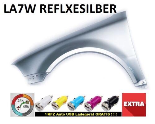 VW PASSAT b5 FL PARAFANGO la7w Reflex Argento Sinistra BJ 03-05 SENZA FRECCE