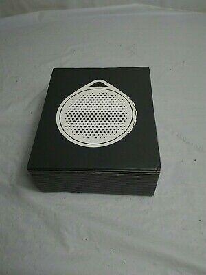 Shower Speaker Avwoo Waterproof Bluetooth 4.2 Speaker IP67 White Gray 12 Hr Play