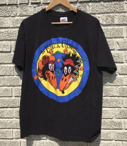 Vintage Black Crowes Tour Shirt XL 1992 High As Th