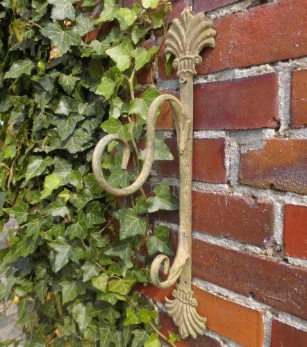 Console Muro Console per i fiori semaforo Lanterna da giardino Antico Shabby Stile Metallo e