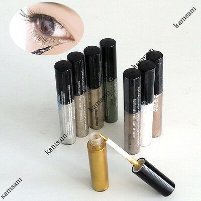 Glitter smooth water proof liquid eyeliner starry sexy eye party wedding makeup