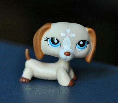 Littlest Pet Shop Dog Child Girl Figure Cute Toy Loose LPS872