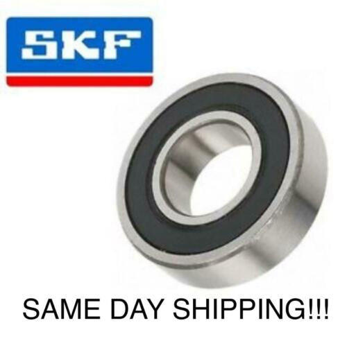 6204-2RS C3 SKF Brand rubber seals bearing 6204-rs ball bearings 6204 rs