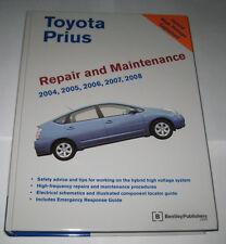 Werkstatthandbuch Reparaturanleitung Toyota Prius II (NHW20), Baujahre 2004-2008