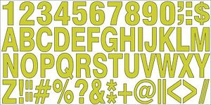 1-SET-OF-SELFADHESIVE-GOLD-VINYL-LETTERS-amp-NUMBERS-HIGH-1-034-INDOOR-OUTDOOR-USE