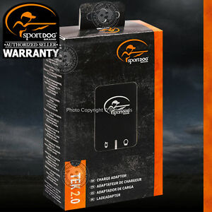 SportDOG TEK-V2ADAPT - TEK Series 2.0 Power AC Adapter for TEK-V2LT & TEK-V2L