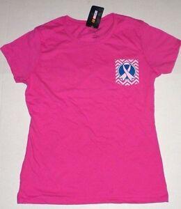 Danica-Patrick-2015-Women-039-s-Pink-Breast-Cancer-Awareness-T-SHIRT-CFS