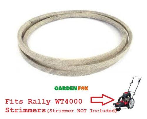 RWT42014 Rally WT4000 Wheeled Strimmer Cutter Head DRIVE BELT 185476 523 M