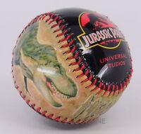 Universal Studios Jurassic Park - Black & Tan Tyrannosaurus Rex Baseball