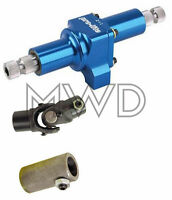 2:1 Coleman Steering Quickener Kit Quick Steer W/3/4 Couplers/u-joint Gear Box