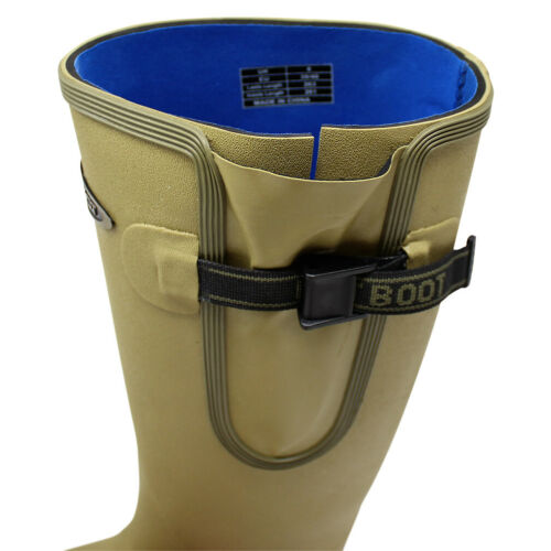Dirt Boot® Neoprene lined Gamekeeper Wellington Muck Field Boots® Gusset