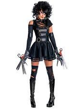 New Woman's Sexy Edward ScissorHands Halloween Costume Cosplay Fancy Dress