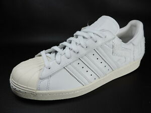 Adidas-Superstar-80s-Mens-Shoes-White-B37995-Sneakers-Leather-Classic-Dead-Stock