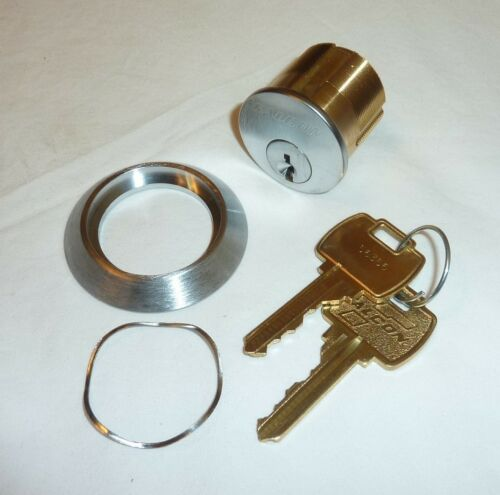 Grade 1 STAINLESS Falcon MA161 QN 630 Mortise Exit Connecting Lock Commercial