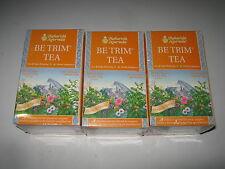 3 x 20 Tea Bags MAHARISHI AYURVEDA Be Trim Tea  (60 tea bags in total)