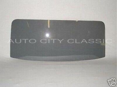 Back Glass Green Tint Camaro Firebird Hardtop 1967 1968 1969 67 68 69 HT