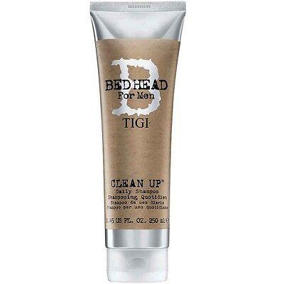 (4,76€/100ml) Tigi Bed Head For Men Clean Up Shampoo 250ml