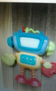 ELC-Early-Learning-centre-Robot-sounds-lights-toy-baby-toddler