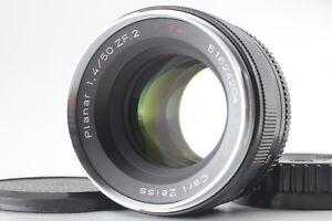 NEAR-MINT-Zeiss-ZF-2-50mm-f-1-4-Planar-T-Lens-For-Nikon-F-mount-Japan-1360
